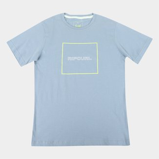 Camiseta Juvenil Rip Curl Gabe Tee Masculina