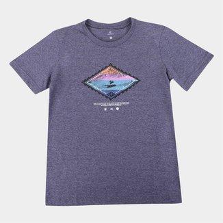Camiseta Juvenil Rip Curl Swc Curren Tee Masculina