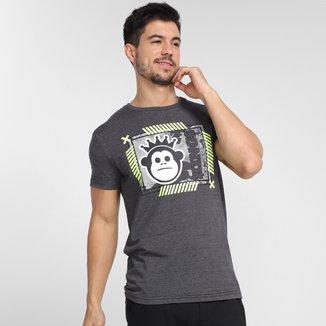 Camiseta Kings Logo Monkey Masculina