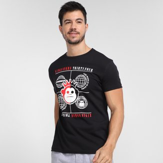 Camiseta Kings The World Is Ours Masculina