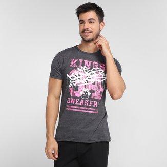 Camiseta Kings Urban Snkrs Masculina