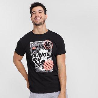 Camiseta Kings Waves Masculina