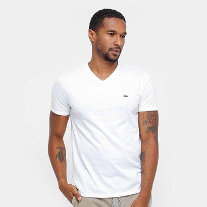 c3047cb5f7dc9 Comparar preços de Blusas, Camisetas e Tops Lacoste Baratas é no JáCotei