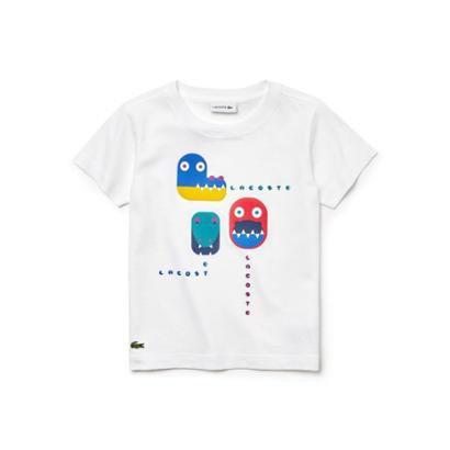 Camiseta Lacoste Infantil Masculina