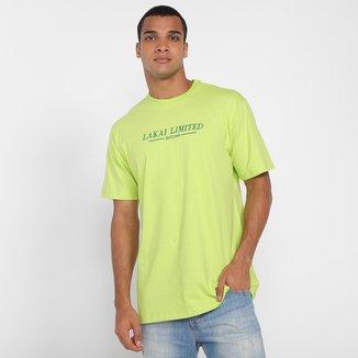 Camiseta Lakai Basic Pullover Masculina