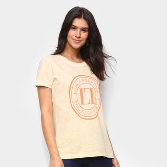 Camiseta Lança Perfume Tie Dye LP Feminina