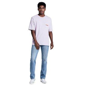 Camiseta Levis Oversized Graphic Pocket