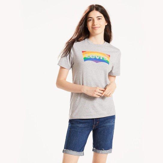 últimos diseños diversificados nuevo estilo de 2019 de calidad superior Camiseta Levis Pride | Zattini