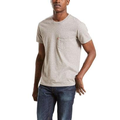 Camiseta Levis Sunset Pocket Masculina