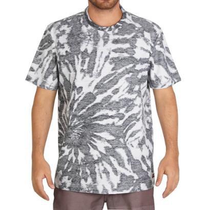 Camiseta Lost Dye Dont Panic Masculina