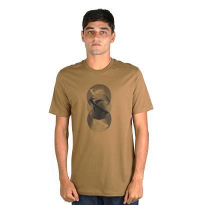 Camiseta Lost Halftone Masculina