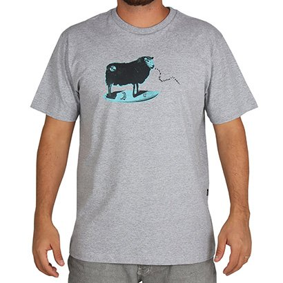 Camiseta Lost Surfing Sheep Masculina