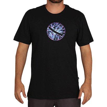 Camiseta Lost Tesla Coil Masculina