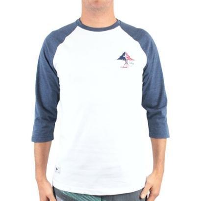 Camiseta Lrg Raglan Especial 3/4