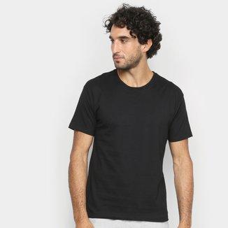 Camiseta Malwee Lisa Tradicional Masculina