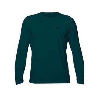 Camiseta manga longa masculino dry action uv - fps 50+ Mormaii