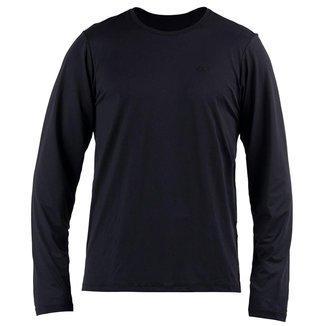 Camiseta Manga Longa  Mormaii Dry Action 3A Uv Masculina