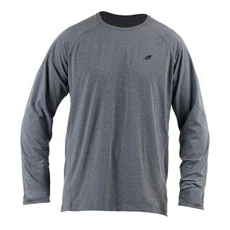 Camiseta Manga Longa  Mormaii Dry Flex 3A Uv Masculina