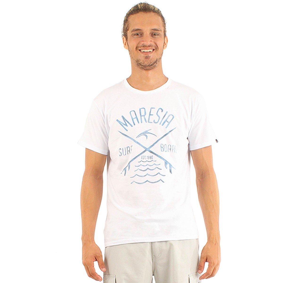 3613542c5f Camiseta Maresia Surf Team - Compre Agora