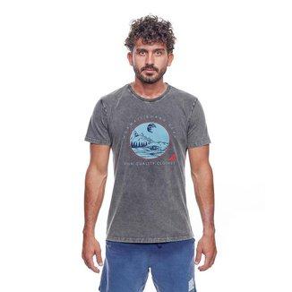 Camiseta masculina  line up Mormaii