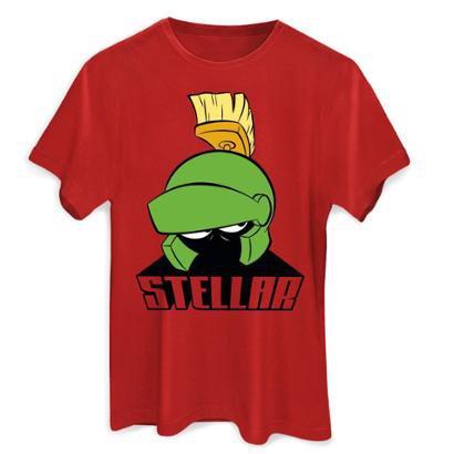 Camiseta Masculina Looney Tunes Stellar