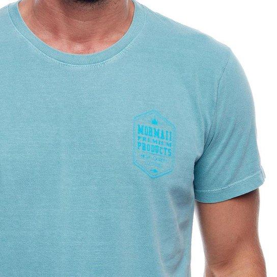 Camiseta  masculina premium Mormaii - Verde escuro