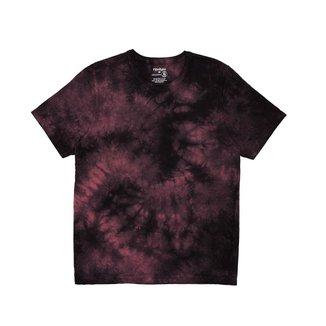 Camiseta Masculina Tie Dye Rovitex Teen Vermelho 16