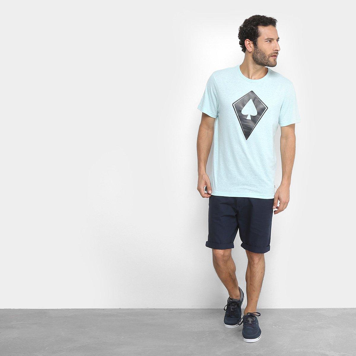 Camiseta MCD com Logo Masculina - Verde claro - Compre Agora  b2595c9c111