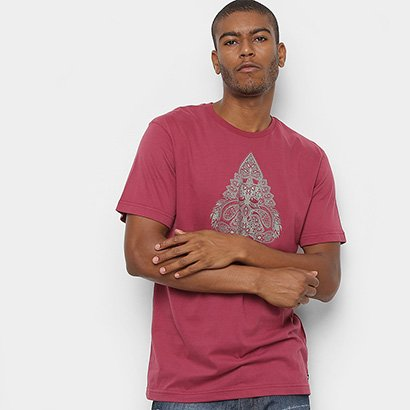 Camiseta MCD Regular Paisley Masculina