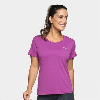 Camiseta Mizuno Pro com Proteção UV Feminina