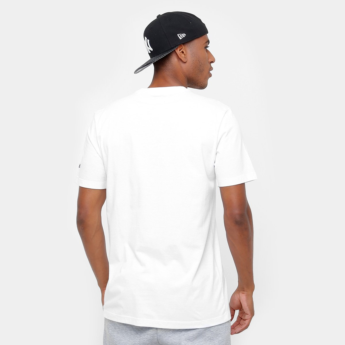 ... Camiseta MLB New York Yankees New Era 9 Cap Glasses Masculina ... cb6fc87ff18