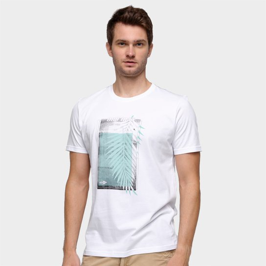 Camiseta Mormaii Estampada Masculina - Branco
