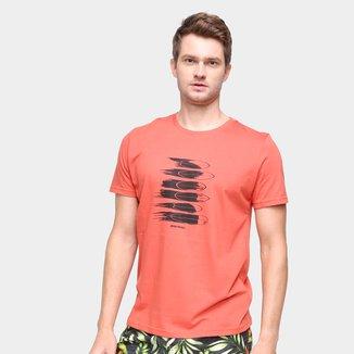 Camiseta Mormaii Fish Masculina