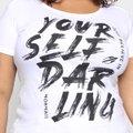 Camiseta Mormaii Just Believe Plus Size Feminina
