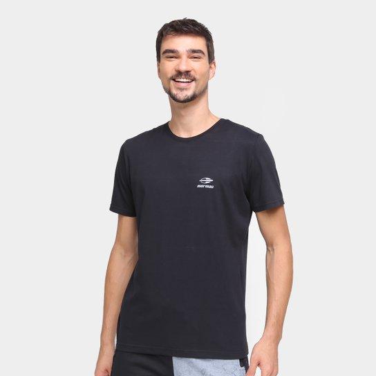 Camiseta Mormaii Logo Masculina - Preto