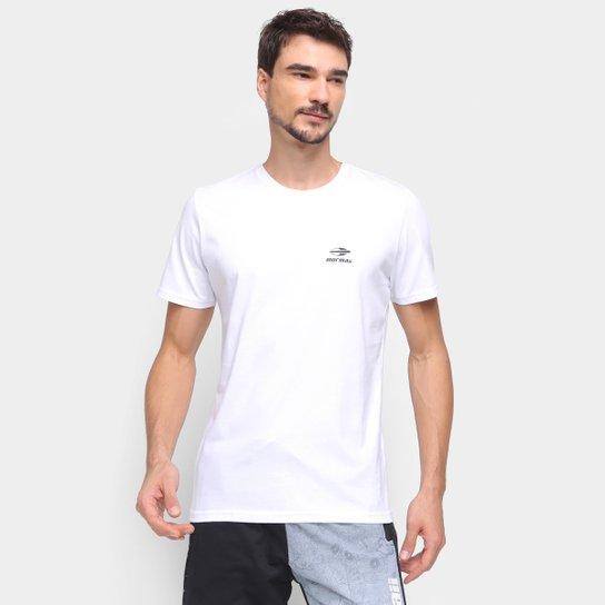 Camiseta Mormaii Logo Masculina - Branco