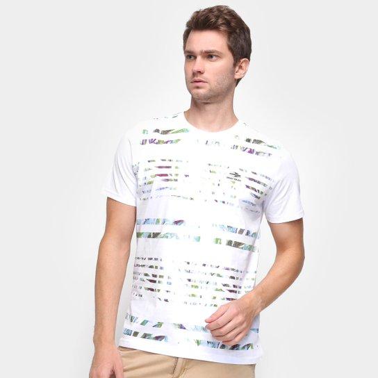Camiseta Mormaii Nature Masculina - Branco