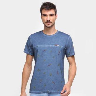 Camiseta Mormaii Nature Masculina