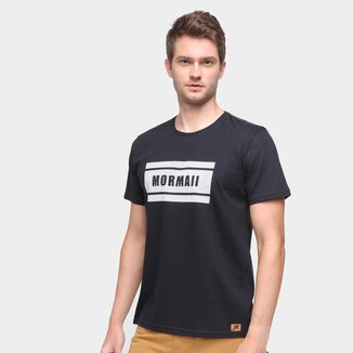 Camiseta Mormaii Texture Masculina