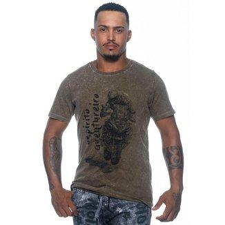Camiseta Moto Lovers Espirito Aventureiro Masculina