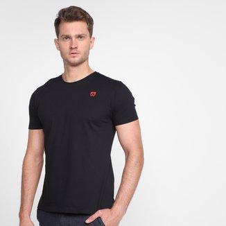 Camiseta Mr. Kitsch Básica Masculina
