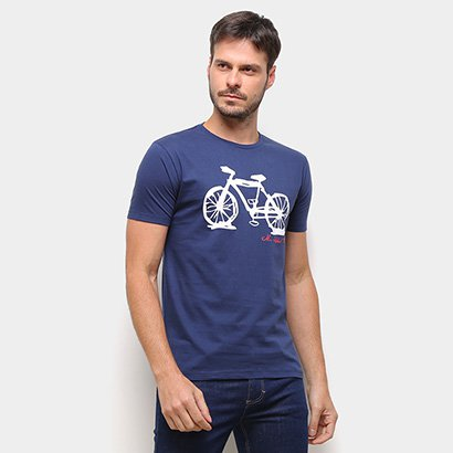 Camiseta Mr Kitsch Bike Masculina
