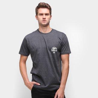 Camiseta Natural Art Circle Masculina