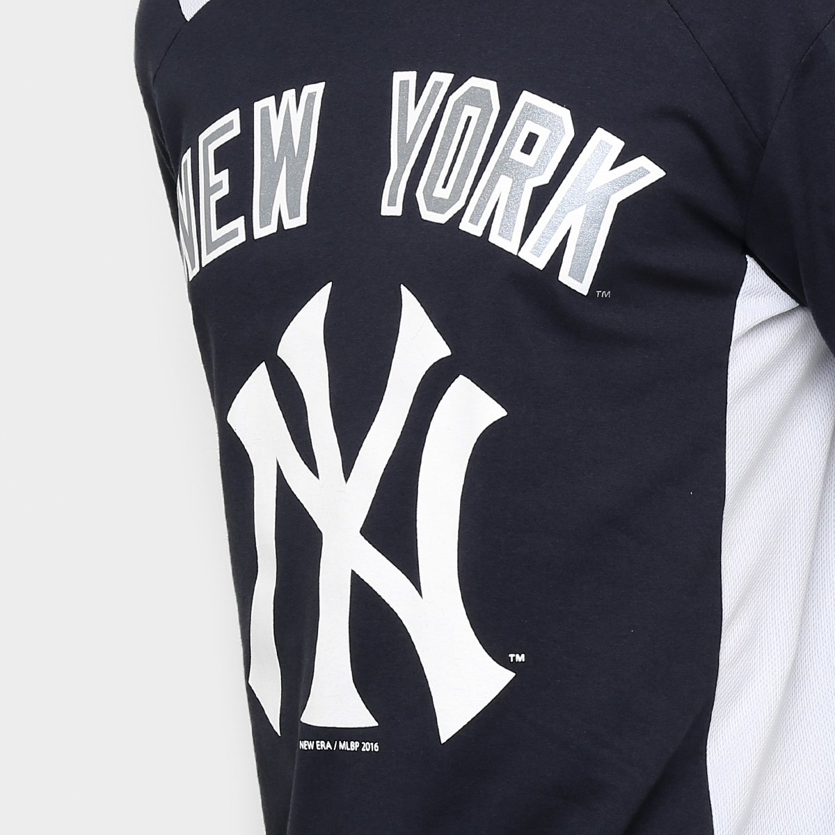 Camiseta New Era MLB Nac V 17 New York Yankees - Compre Agora  d2321afa7c3