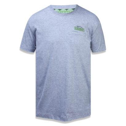 Camiseta New Era Seattle Seahawks NFL