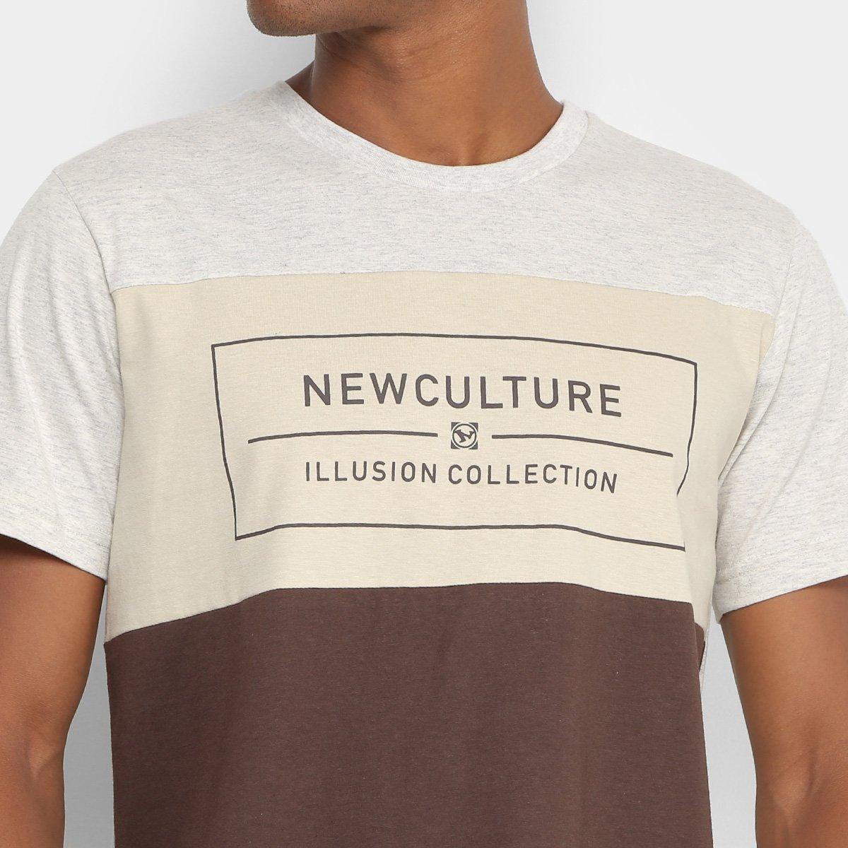 4e7e2308d7 Camiseta New Skate Especial Collection Masculina - Compre Agora ...