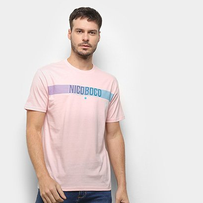 Camiseta Nicoboco Noctowl Masculina