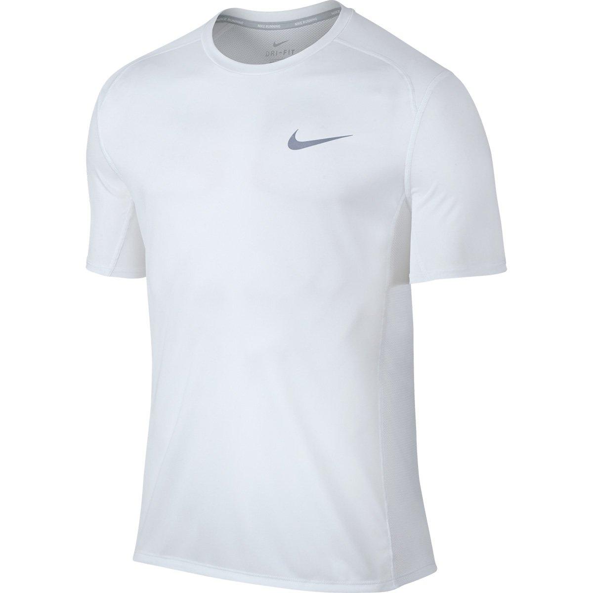 a0b0f05098 Camiseta SS Nike Dri Fit Miler SS Camiseta Masculina Compre Agora bfae4e