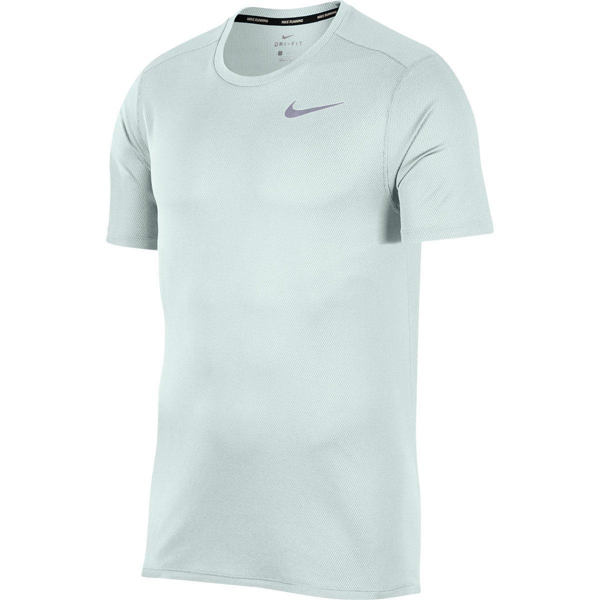 recoger papelería cola  Camiseta Nike DRI-FIT Run Masculina - Preto | Zattini