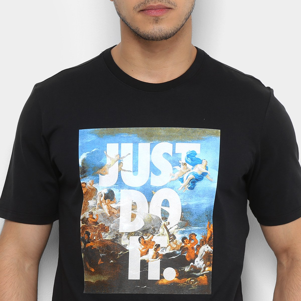 Camiseta Nike M Nsw Table Hbr 28 Masculina - Compre Agora  7bb31edd776c0